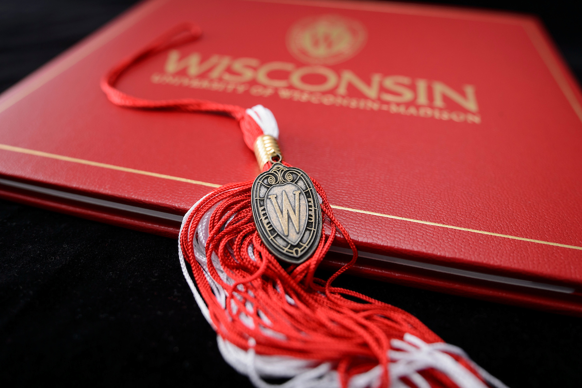 University of Wisconsin-Madison Tassel