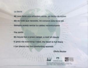 Poem by Olivia Reuter